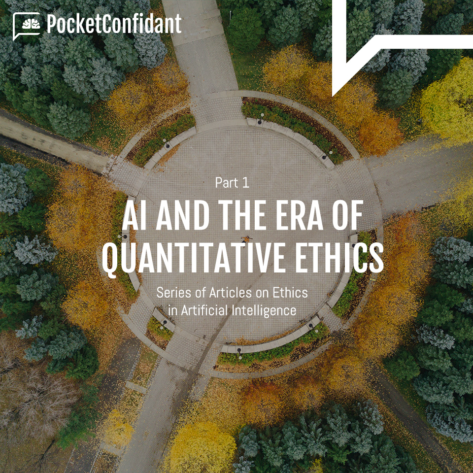Artificial Intelligence and the Era of Quantitative Ethics